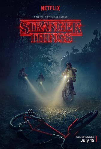 زیرنویس سریال Stranger Things