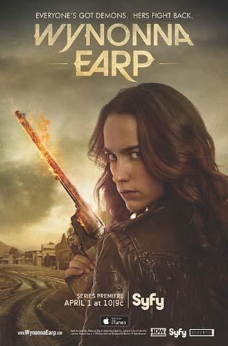 زیرنویس سریال Wynonna Earp