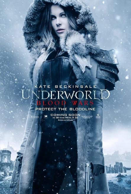 دانلود زیرنویس فارسی فیلم underworld blood wars 2017