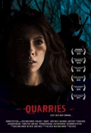 دانلود زیرنویس فارسی فیلم Quarries 2016