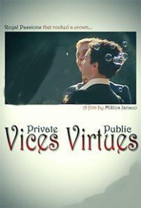 دانلود زیرنویس فارسی فیلم Private Vices Public Pleasures 1976