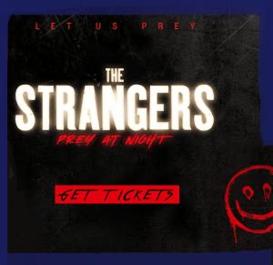 دانلود زیرنویس فارسی فیلم The Strangers Prey at Night 2018