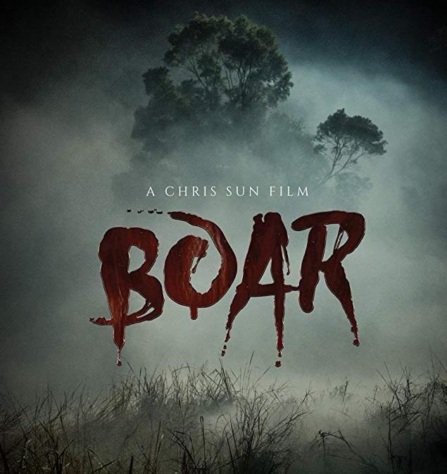 دانلود زیرنویس فیلم Boar 2017