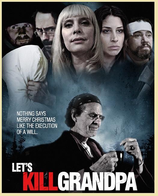 دانلود زیرنویس فیلم Let's Kill Grandpa 2017