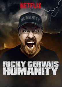 دانلود زیرنویس فارسی فیلم Ricky Gervais: Humanity 2018