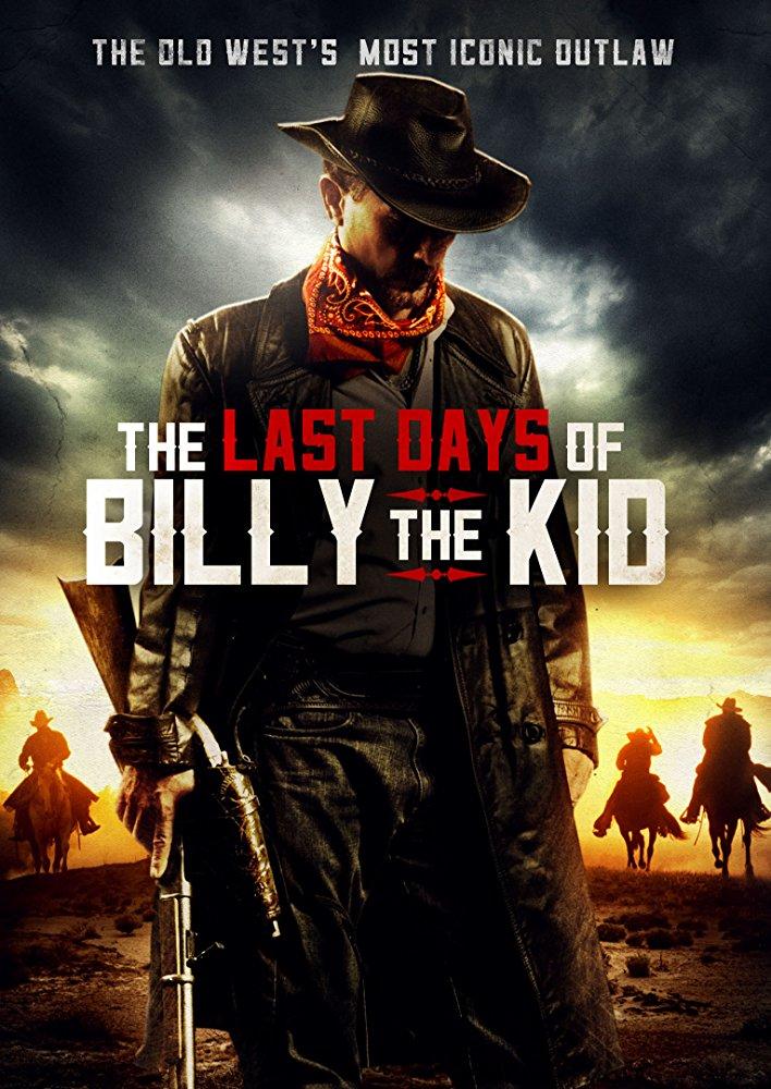 دانلود زیرنویس فارسی فیلم The Last Days of Billy the Kid 2017